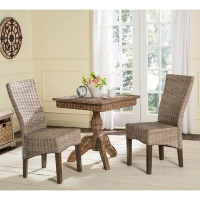 Safavieh Ozias Dining Chair in Grey