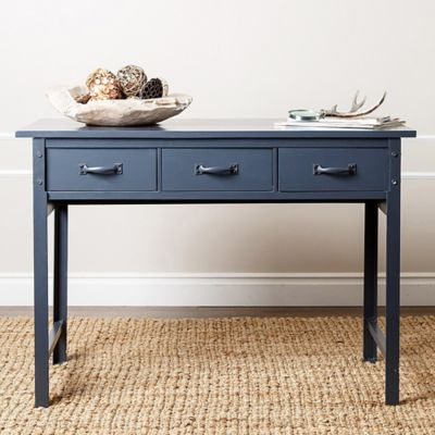 Abbyson Living® Lindley Console in Black