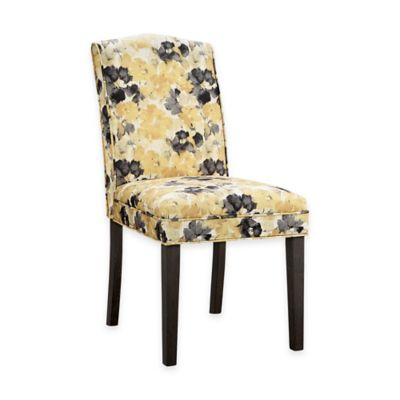 Yellow Multi Dining Chair