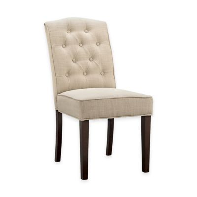 Madison Park Marian Dining Chairs in Tan (Set of 2)