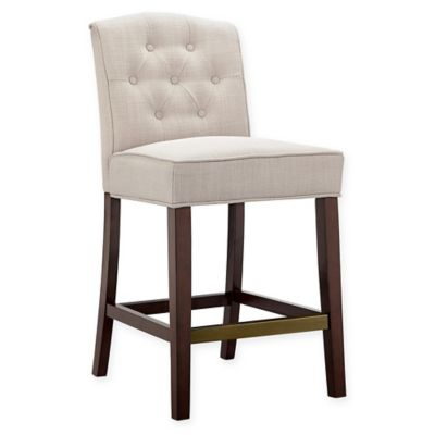 Madison Park Marian Counter Stool in Tan