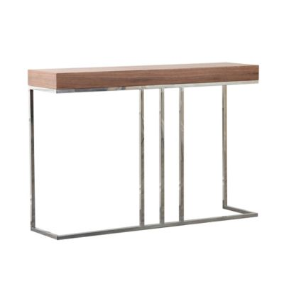 Abbyson Living® Harbor Sofa Table in Walnut