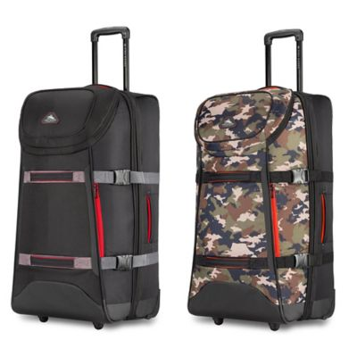 Camo Upright Duffle