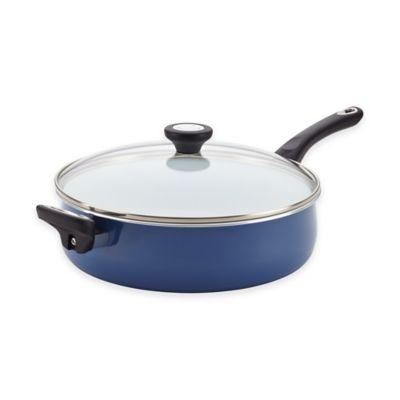 Blue Cooker Set