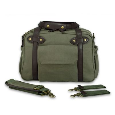 SoYoung Charlie Diaper Bag in Khaki