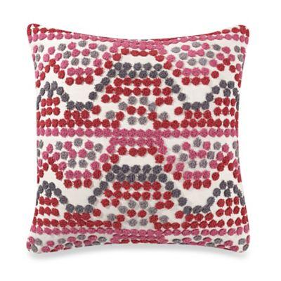 Anthology™ Tia Tufted Square Throw Pillow