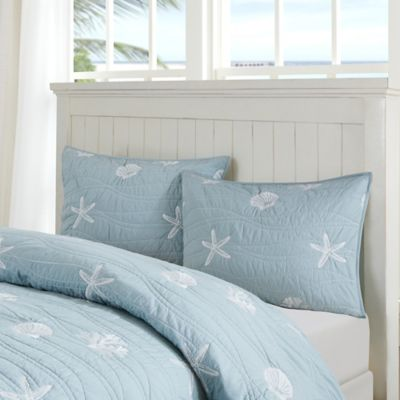 Harbor House™ Seaside Quilted Standard Pillow Sham