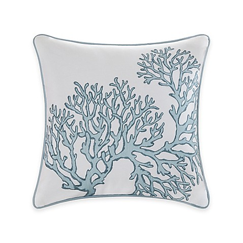 Coral Bed Throw Pillows : Buy Harbor House Seaside Coral Throw Pillow from Bed Bath & Beyond
