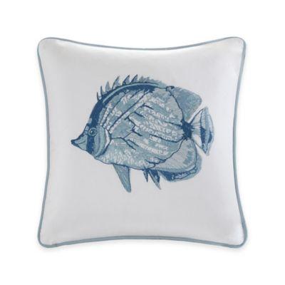 Harbor House™ Seaside Fish Throw Pillow