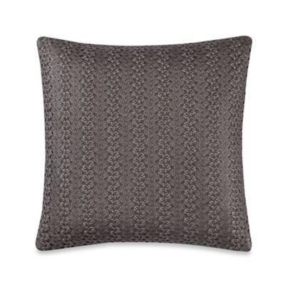 Wamsutta® Elsa Embroidered Lurex Throw Pillow