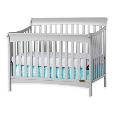 Child Craft™ Coventry 4-in-1 Convertible Crib in Cool Grey