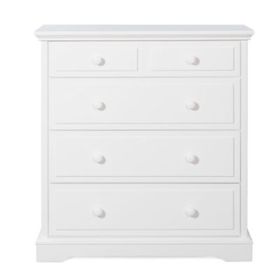 Child Craft™ 5-Drawer Universal Drawer Chest in Matte White