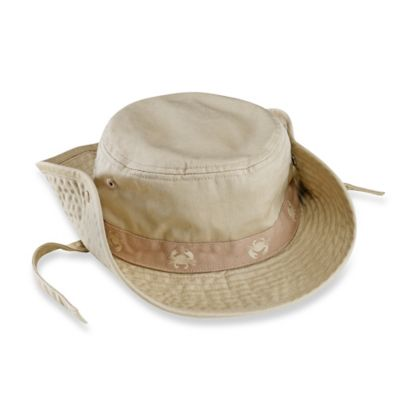 carter's® Size 12-24M Safari Bucket Hat in Khaki