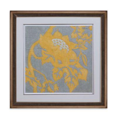 Custom Buttercup I Framed Wall Art