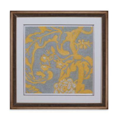 Custom Buttercup II Framed Wall Art