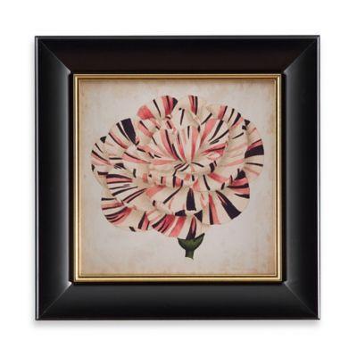Pop Floral V Framed Wall Art