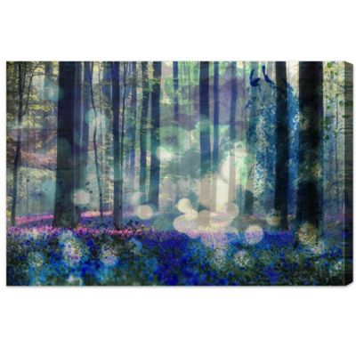 Oliver Gal Artist Co. Beautiful Morning Canvas Wall Art