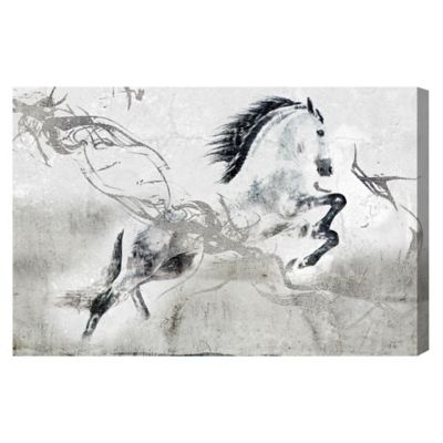 The Oliver Gal Artistic Co. Lume du Lune Canvas Wall Art