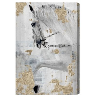 The Oliver Gal Artist Co. Eleganza Canvas Wall Art