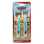 The First Years Disney Pixar's Cars Flatware in 2-Piece