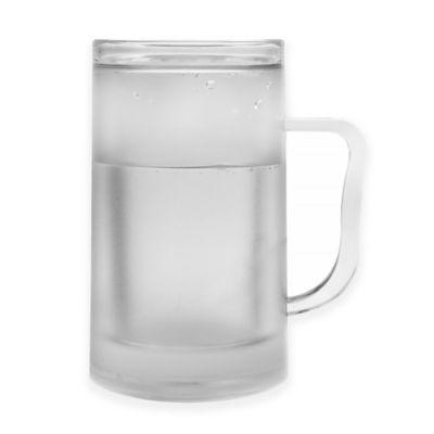 Clear Frosty Mug