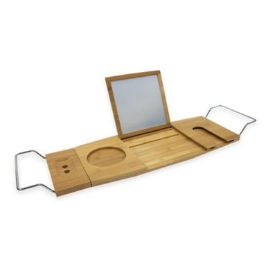 Excell Bamboo Tub Caddy