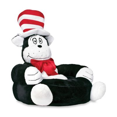 Trend Lab® Dr. Seuss™ Cat in the Hat Children's Plush Character Chair
