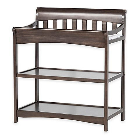 Buy child craft coventry changing table in slate from bed for Child craft changing table