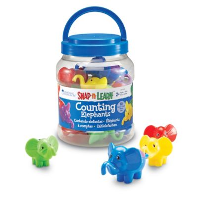 Learning Resources® Snap-N-Learn™ Counting Elephants