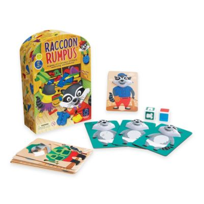 Educational Insights® Raccoon Rumpus™ Game