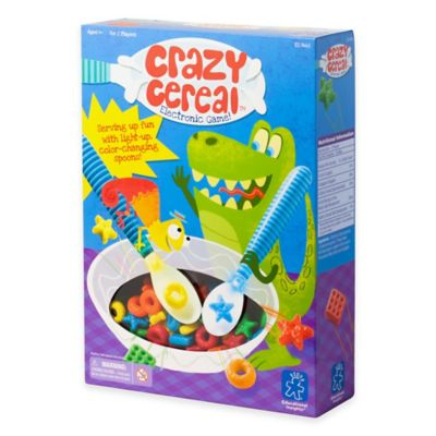 Educational Insights® Crazy Cereal™ Electronic Game