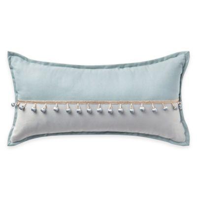 Sea Blue Throw Pillows