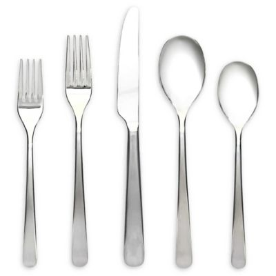 Cambridge® Silversmiths Julie Satin 5-Piece Flatware Place Setting