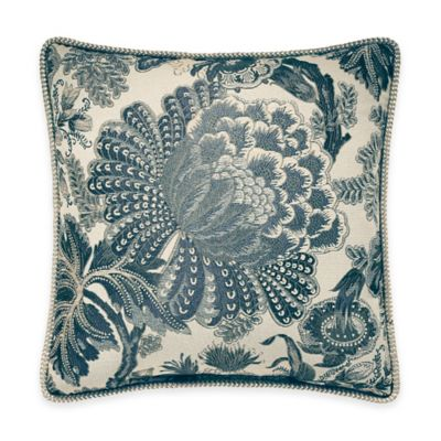 Floral Bedding Throw Pillows