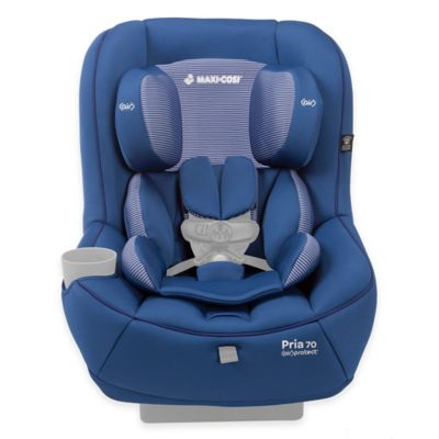 Blue Cover Car Seat