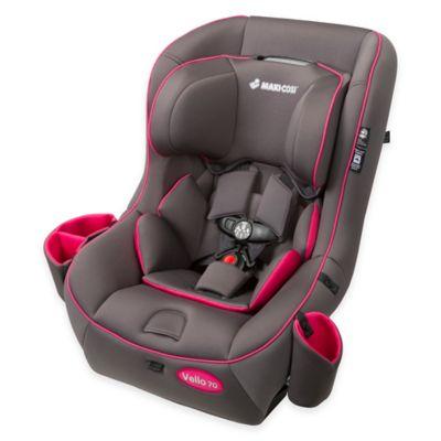 Maxi-Cosi® Vello 70 Convertible Car Seat in Grey/Pink