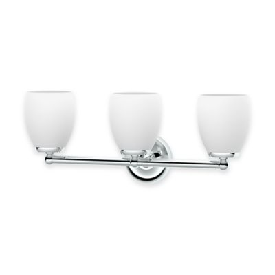 Gatco® Designer II 3-Light Wall Sconce in Chrome