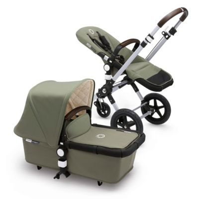 Bugaboo Cameleon3 Classic Plus Collection Complete Stroller in Dark Khaki