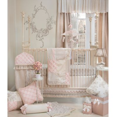 Glenna Jean Florence 3-Piece Crib Bedding Set