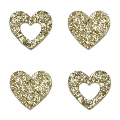 Gold Embellishment Set