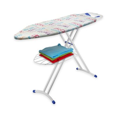 Bonita Pride Ironing Board in Blue
