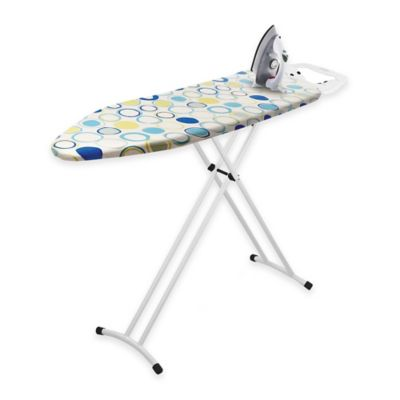 Bonita Neu Metallo Ironing Board in Yellow