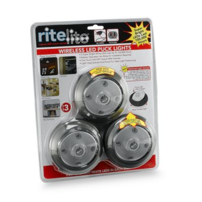 Battery Sensor Lights
