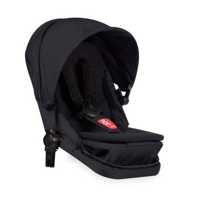 phil&teds® Voyager™ Stroller Double Kit (Second Seat) in Black