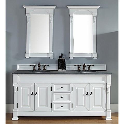 James Martin Furniture Brookfield 72 Inch Double Vanity