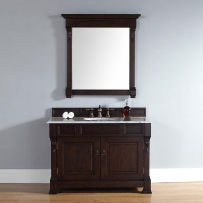 James Martin Furniture Mahogany Vanity