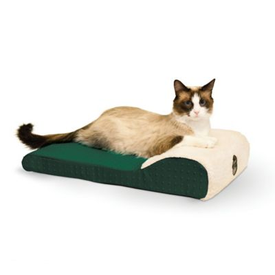 Ultra Memory Chaise Lounger™ for Pets in Blue