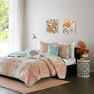 Intelligent Design Minet Full/Queen Coverlet Set