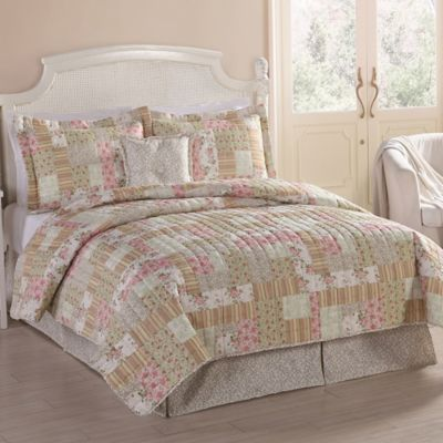 Tyrion 5-Piece Queen Quilt Set