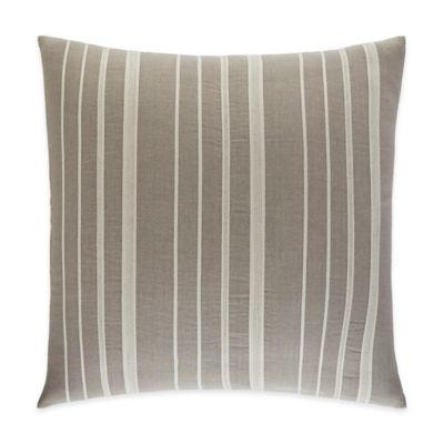 ED Ellen DeGeneres Mosaic Tile European Pillow Sham in Sand